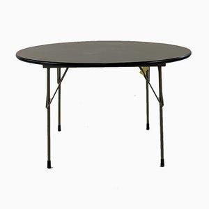 Table de Salle à Manger Ronde par Wim Rietveld pour Gispen, 1960s