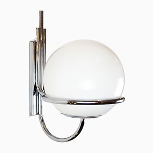 Space Age Spanish Sconce from Metalarte, 1960s