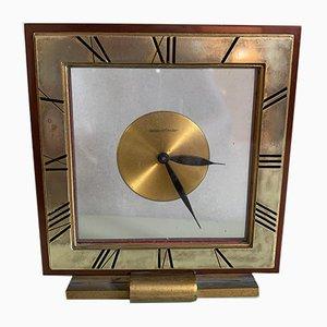 Horloge de Bureau Mid-Century de Jaeger-Le Coultre, Suisse, 1960s