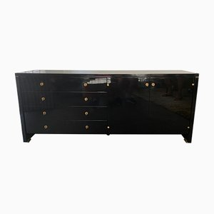 Lacquered Sideboard, 1970s