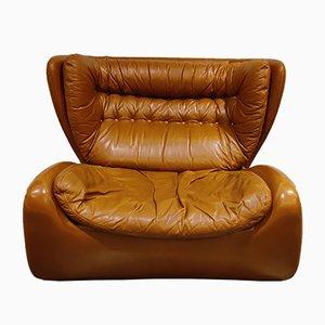 Pasha Lounge Chair by Heinz Waldmann & A. Schmidt for Durlet, 1970s