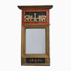 Antique Gustavian Mirror, 1830s