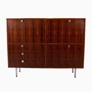 Rosewood Secretaire by Alfred Hendrickx for Belform, 1960s