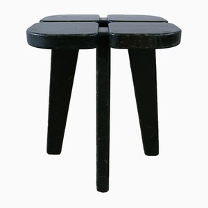 Mid-Century Finnish Apila Stool by Lisa Johansson Pape for Oy Stockman AB, 1970s