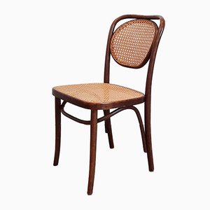 Bentwood Dining Chairs from ZPM Radomsko, 1970s, Set of 4