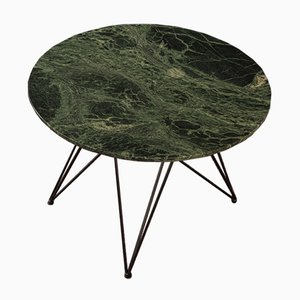 Dining Table with Marble Top, 1960s