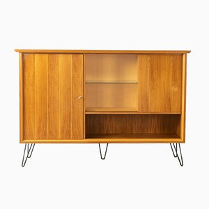 Walnut Veneer Buffet, 1960s