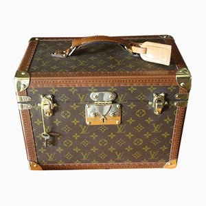 Train Trunk from Louis Vuitton, 1980s