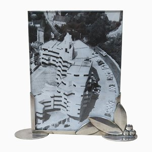 Art Deco Silver-Plated Picture Frame from WMF