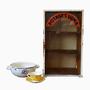 Shop Shelf from Ugma, 1940s