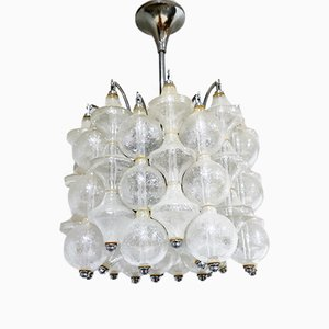 Tulipan Chandelier by J. T. Kalmar for Kalmar Franken KG, 1960s