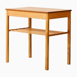 Vintage Swedish Teak Coffee Table from Tingströms, 1960s