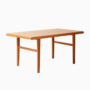 Mid-Century Scandinavian Teak Coffee Table