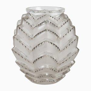 Vintage Soustons Vase by René Lalique