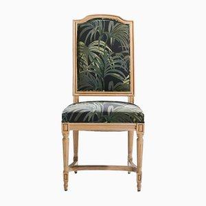 Chaises de Salon Style Louis XV, 1950s, Set de 4