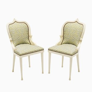 Model Palace Dining Chairs by Garouste & Bonetti, 1980s, Set of 4