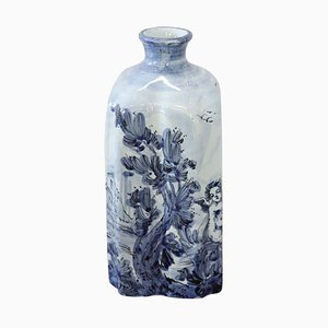 Italian Ceramic Vase, 1980s