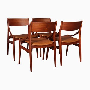 Dining Chairs by Vestervig Eriksen, 1960s, Set of 4