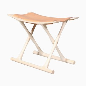 Egyptian Stool by Ole Wanscher, 1960s