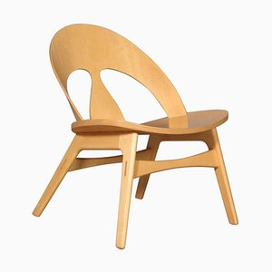 Mid-Century Lounge Chair by Børge Mogensen for Fredericia