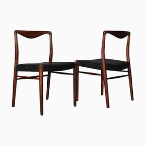 Rosewood Side Chair by Kai Lyngfeldt Larsen, 1960s