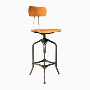 Werkstatt Stuhl von American Toledo, 1920er