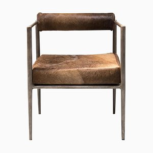 Square Alchemy Chair by Rick Owens