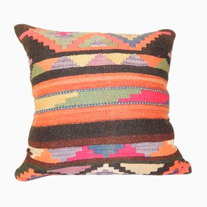 Striped Turkish Cushion Cover