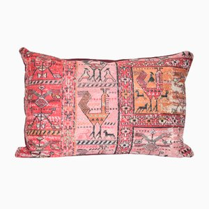 Turkish Soumak Kilim Cushion Cover