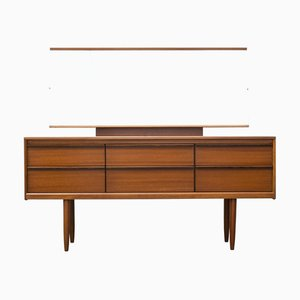 Rosewood Dressing Table from Austinsuite, 1960s