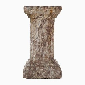 18th Century Marble Plinth