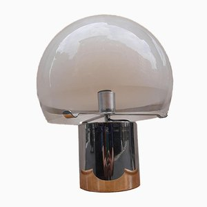 Lámpara de pie Porcino pequeña de Luigi Caccia Dominioni para Azucena, años 90