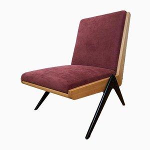 Polnische Mid-Century Sessel von Słupskie Fabryki Mebli, 1960er, 2er Set