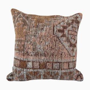Turkish Oushak Rug Cushion Cover
