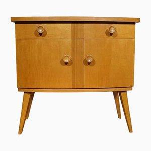 Mid-Century Cherry Wood Dresser, 1960s