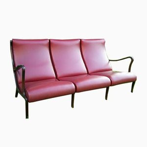 3-Seater Model Mitzi Sofa by Ezio Longhi for Elam, 1960s