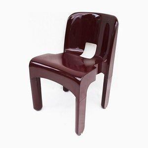 Chaise de Bureau Modèle Universal 4868/69 par Joe Colombo pour Kartell, Italie, 1969