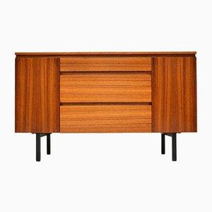 Vintage Walnut Sideboard, 1950s