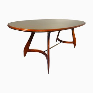 Mid-Century Italian Dining Table by Augusto Romano, 1950s