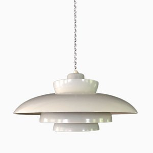 Vintage Danish Multi-Layered Penta Pendant Lamp by Johannes Hammerborg for Fog & Mørup, 1960s