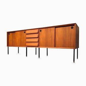 Italienisches Mid-Century Teak Sideboard, 1960er