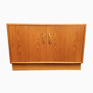 Small VIntage Teak Sideboard from G-Plan, 1980s