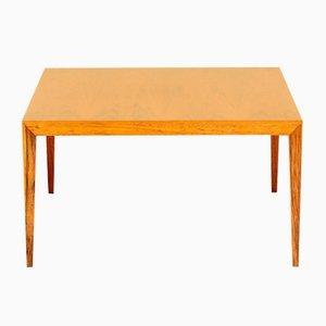 Grande Table Basse en Teck par Aksel Bender Madsen pour Bovenkamp, 1960s
