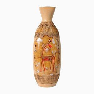 Mid-Century Italian Horse Vase from Carstens, 1960s