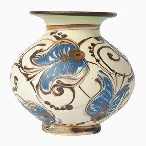 Vintage Ceramic Vase by Herman Kähler for Kähler