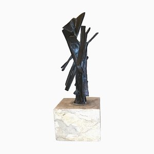 Escultura Astratto de Guido Dragani, años 70