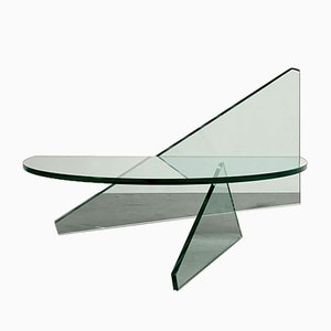 Table d'Appoint Prototype par De Pas, D'Urbino et Lomazzi pour Tonelli Design, 1980s