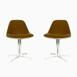 La Fonda Dining Chairs by Charles & Ray Eames for Herman Miller, 1970s, Set of 2