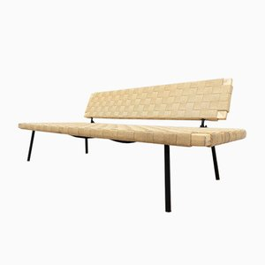 Sinnerlig Woven Bench Seat Sofa by Ilse Crawford for Ikea