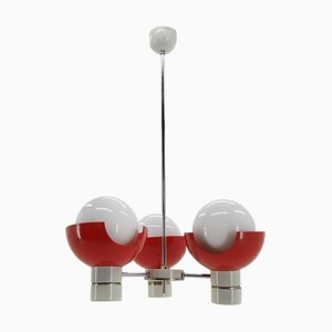 Mid-Century Type 81339 Chandelier by Josef Hurka for Napako, 1960s